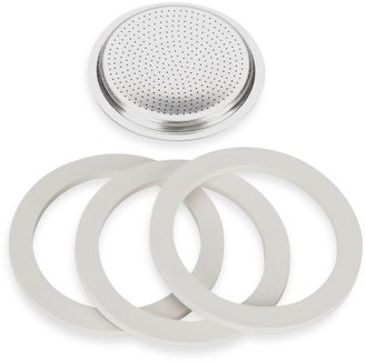 Bialetti Gaskets & Filter Sets for Moka and Venus Espresso Machines/Makers