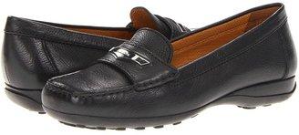 Geox D Euro 40 (Black) - Footwear