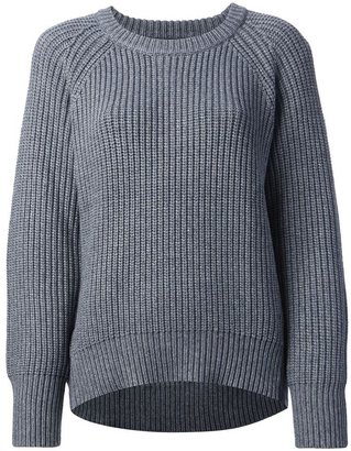 Theyskens' Theory thick knit sweater