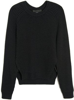 Alexander Wang Long Sleeve Knit Pullover