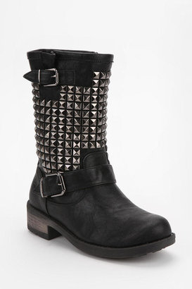 Urban Outfitters Wanted Motor Stud Engineer Boot