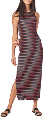 Joie Meri Striped Maxi Dress