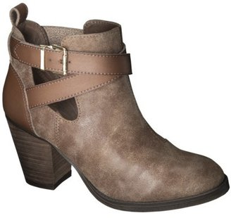 Mossimo Women's Keagan Ankle Boot