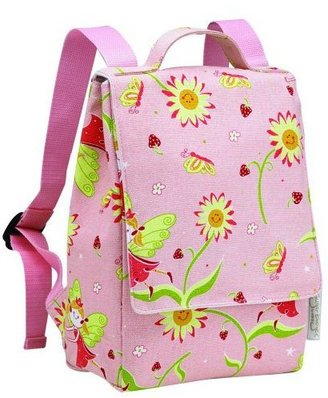 SugarBooger by O.R.E. Kiddie Play Back Pack - Fairies and Berries