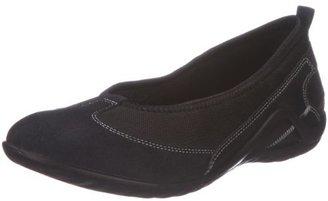 Ecco Footwear Womens Vibration II Skimmer Slip-On Loafer