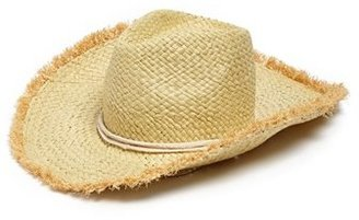 David & Young Frayed Edge Cowboy Hat (Juniors) (Online Only)