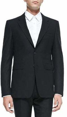 Burberry BLACK SB MILLBANK SUIT $1,395 thestylecure.com