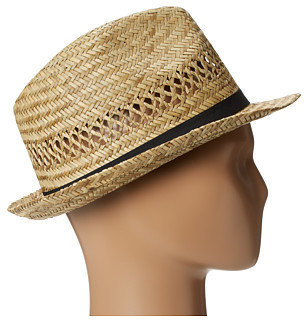 San Diego Hat Company SGF2008 Rush Straw Fedora