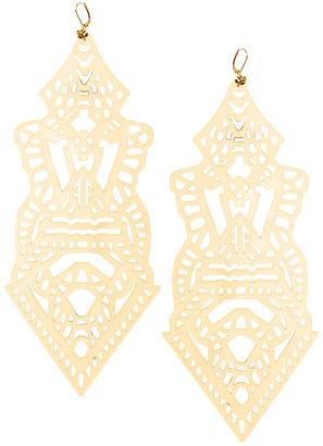 Esprit Finchittida Finch Obelisk Earrings
