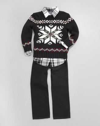 Ralph Lauren Slim-Fit Jeans, Sizes 2-7