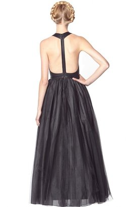 Carter's Carter Leather Bodice Ball Gown