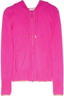 Juicy Couture Cashmere hooded top