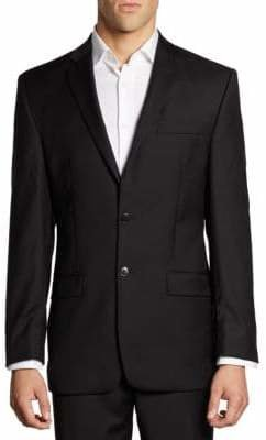 Calvin Klein Slim-Fit Wool Jacket