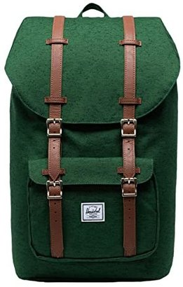 Herschel Little America (Black) Backpack Bags