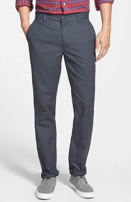 Men's Bonobos Slim Fit Washed Chinos $88 thestylecure.com