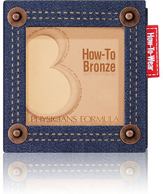Physicians Formula How To Wear Bronzer
