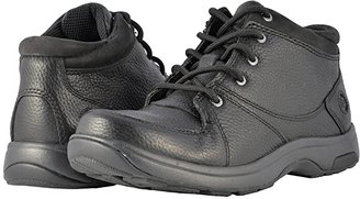 Dunham Addison Waterproof (Black) Men's Lace-up Boots