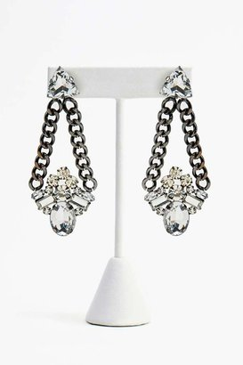 Nasty Gal Prina Earrings