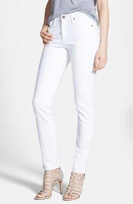 Women's Ag 'The Prima' Mid Rise Cigarette Jeans $178 thestylecure.com