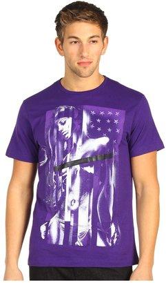 Ecko Unlimited All American Girl Tee (Purple) - Apparel