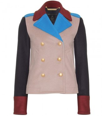 Marc by Marc Jacobs NICOLETTA DOUBLE-BREASTED WOOL JACKET