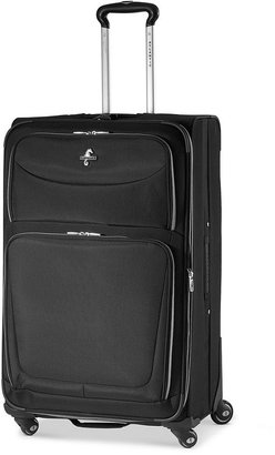 """Atlantic Suitcase, 29"""" Compass 2 Rolling Expandable Spinner Upright"""