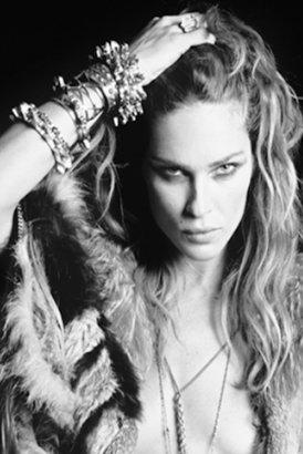 Low Luv x Erin Wasson by Erin Wasson Gear Bangle in Silver