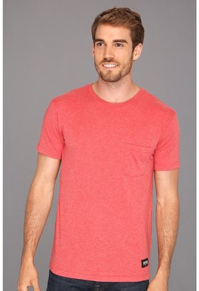Lifetime Collective Uniform Tee (Heather Red) - Apparel