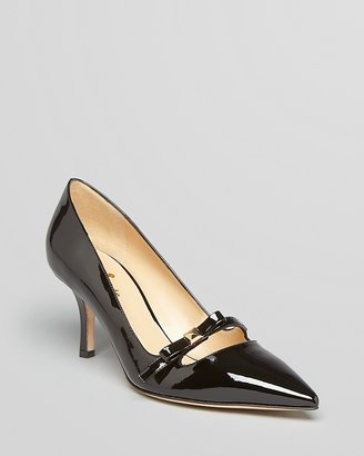 Kate Spade Pointed Toe Pumps - Jolene High Heel