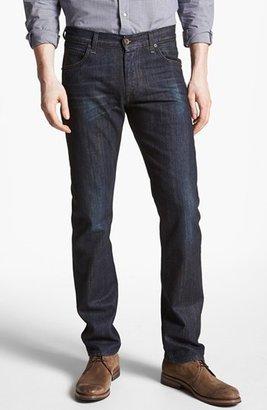 Rag and Bone rag & bone 'RB15X' Slim Straight Leg Jeans (Indigo Flint)