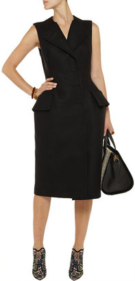 McQ by Alexander McQueen Wool-blend dress