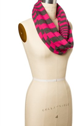 The Limited Striped Infinity Scarf
