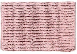 Rub-A-Dub Chenille Nub Bath Mat (Pink)