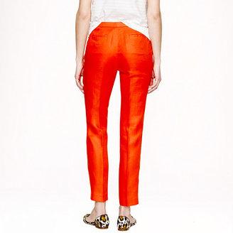 J.Crew Slim linen trouser