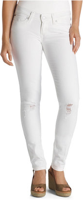Levi's Jeans, Bold Curve Skinny White Wash