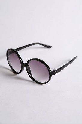Urban Outfitters Peabody Round Sunglasses