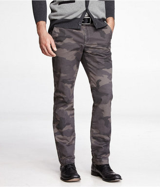 Express Camouflage Chino Photographer Pant