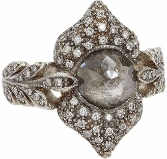 Cathy Waterman Women's Ornate Ring