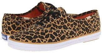 Keds Champion Leopard