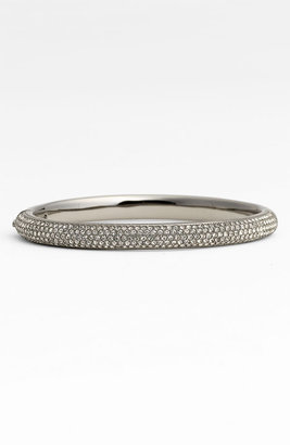 Nadri Pave Crystal Hinged Bangle (Nordstrom Exclusive)