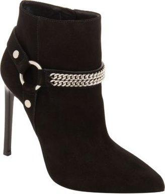 Saint Laurent Chain Link Strap Ankle Boot