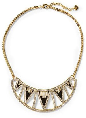 Juicy Couture Open Plate Drama Necklace