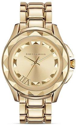 Karl Lagerfeld 7 Watch, 43.5mm