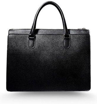 Valextra Large leather bag