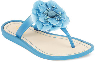 Nine West Shoes, Nelson Flat Thong Sandals