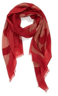 Tory Burch 'Reva' Wool Scarf