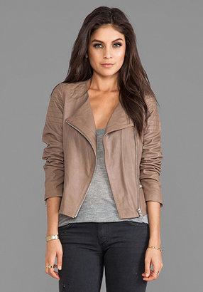 BB Dakota Dolorosa Lamb Leather Jacket