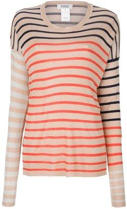 Sonia Rykiel Sonia By loose fit striped jumper