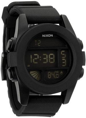 Nixon The Unit Watch in Black
