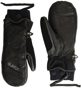 Burton Favorite Leather Mitt $74.95 thestylecure.com